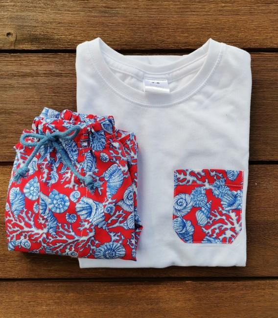 Camiseta Milos