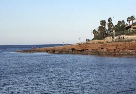 Playas Denia. La Punta Negra.